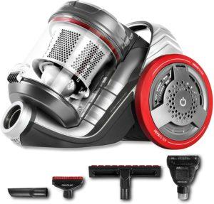 Cecotec Conga EcoExtreme 3000 : choix n°5 de notre comparatif aspirateur sans sac