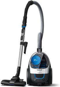 Philips PowerPro Compact FC9332/09 : choix n°2 de notre comparatif aspirateur sans sac